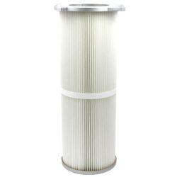 Filterpatrone Ø 218 x 600 mm 4 Laschen (NICOLIS)