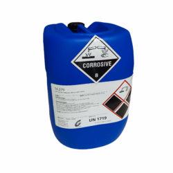 GLOGAR TA 279 – Reiniger für Aluminium/Buntmetalle