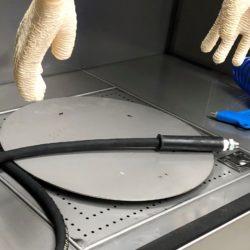 GLOGAR – Giradischi manuale in acciaio inossidabile 1.4301 (HP 25 / HP 30)