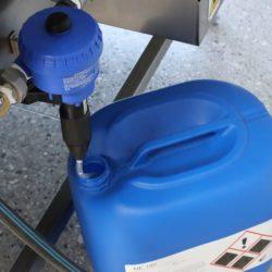 GLOGAR – Automatische Chemiedosierung (0,8-5,5%)