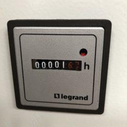 GLOGAR – Betriebsstundenzähler