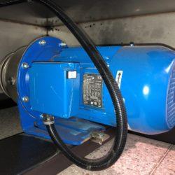 GLOGAR – Verstärkte Pumpe 6,0 bar/11 kW inkl. Sanftanlauf (L160 E /L190 E / L210 E)